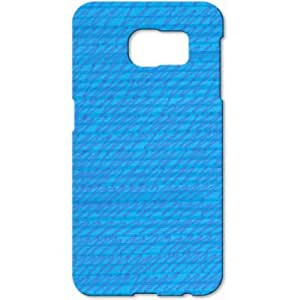Crackndeal PTA181 Back cover for Samsung Galaxy S6, (Multi-coloured)