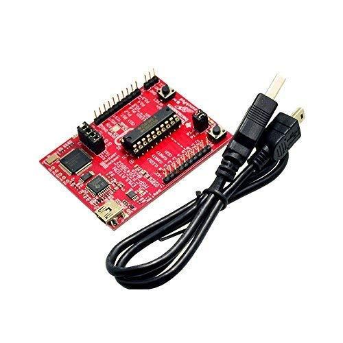 UIOTEC MSP430 Development Board MSPEXP430G2 LaunchPad with M430G2553 M430G2452