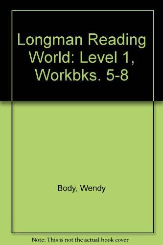 Longman Reading World Workbook 2: Level 1, Workbks. 5-