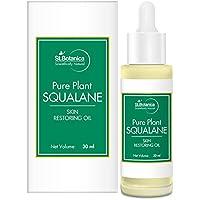 StBotanica Pure Plant Squalane Skin Restoring Face Oil, Almond, No Mineral/ Silicones, 30 ml