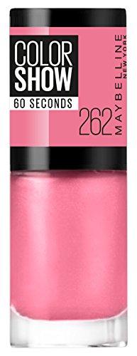 Maybelline Color Show 262 Pink Boom - esmaltes de uñas (Rosa, Pink Boom, Francia)