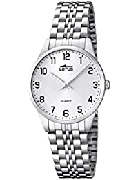 Lotus 15884/1 - Reloj de cuarzo para mujer, con correa de acero inoxidable
