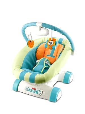 """Baby Gear - Hamaca """"Vamos de Paseo"""", juguete con sonido (Mattel W2044) de Fisher Price"""