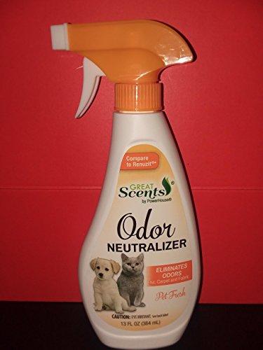Pet Odor Neutralizer Fabric Refresher - Smart Savers by Powerhouse