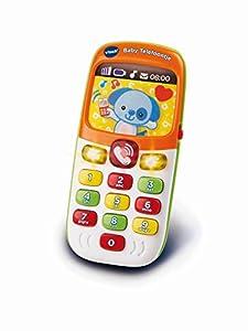 VTech Baby Telefoontje - Juegos educativos, Niño/niña, 3 año(s), Holandés, De plástico, CE