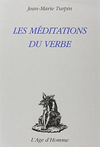 Les Méditations du Verbe