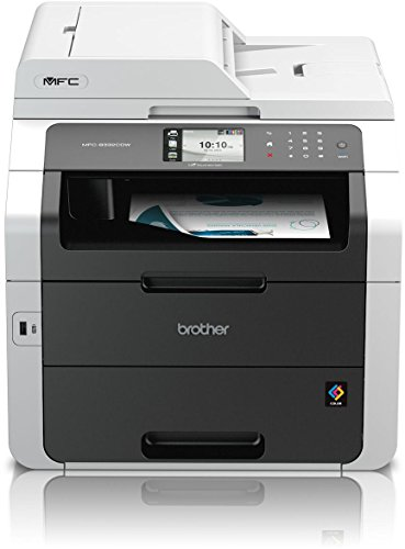 Brother MFC-9332CDW 4-in-1 LED Farblaser-Multifunktionsdrucker - 3