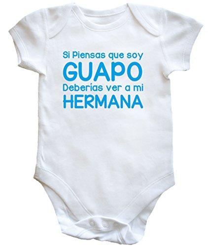 HippoWarehouse Si Piensas que soy Guapo Deberías ver a mi Hermana (Az