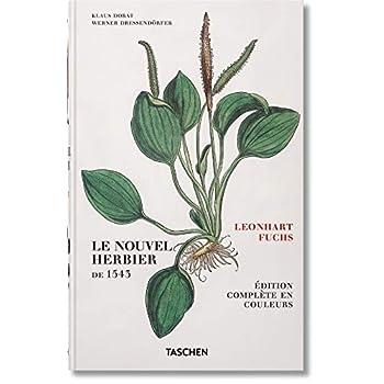 Leonhart Fuchs: Le Nouvel Herbier de 1543