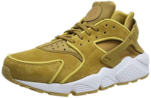 Nike Damen Air Huarache Run Premium Laufschuhe Mehrfarbig Muted Bronze/Wheat Gold 202, 40.5 EU