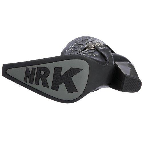 New Rock 7919-S1, Scarpe casual, donna Nero (Nero (nero))