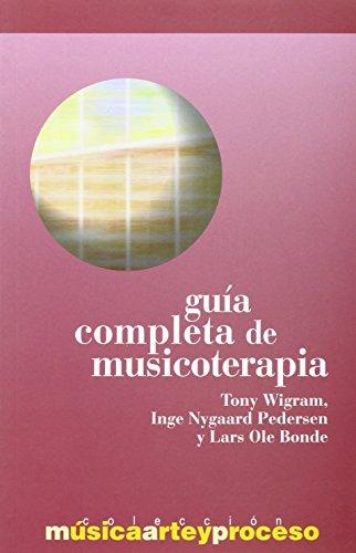 Guia completa de musicoterapia