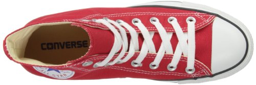 Converse All Star Hi Canvas Seasonal, Sneaker, Unisex Rosso