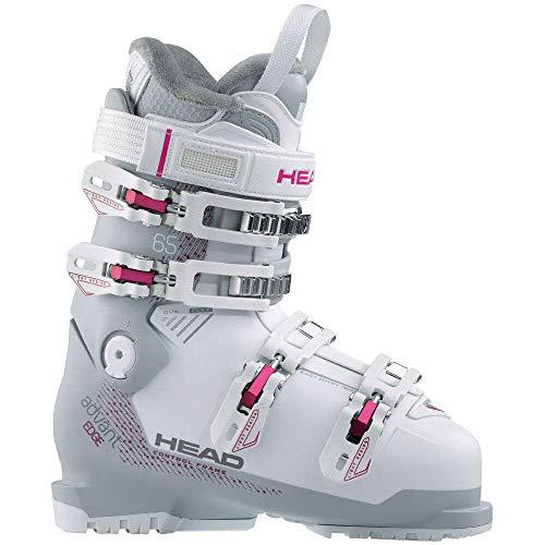 HEAD Advant Edge 65 W Damen-Skistiefel 607193 White/Gray Gr. 26
