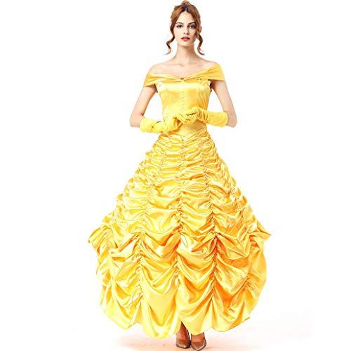 ee39e1bf7dfd Costume Donna La Bella e la Bestia – Costumi Divertenti