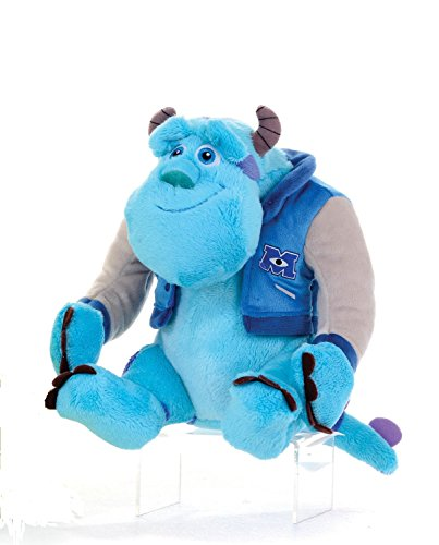 Image of DISNEY PIXAR MONSTERS INC UNIVERSITY SOFT TOY SCULLY