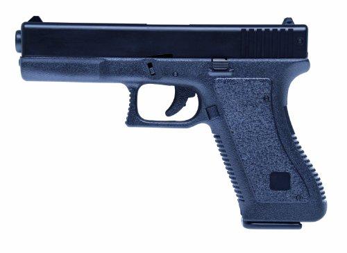 GSG Softair Pistole Modell 17 (<0,5 Joule), schwarz, 200340 zu Gsg
