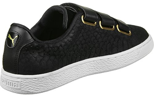 Puma Basket Strap ExoticSkin W Scarpa puma black-puma black