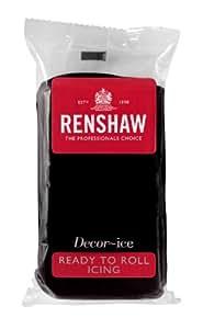 Renshaw Professional Regalice - Jet Black 250g