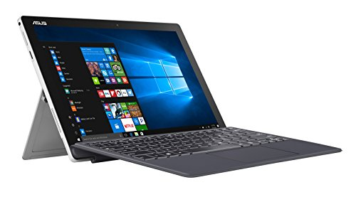 Asus Transformer 3 Pro T304UA-BC002T 32 cm (12,6 Zoll WU+, Touch) Convertible Tablet-PC (Intel Core i7-7500U, 8GB RAM, 256GB SSD, Intel HD Graphic, Win 10) grau (Asus Transformer Tablet Windows)