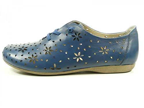 Josef Seibel Schuhfabrik GmbH Natascha 05 76309 911 600 Damen Sneaker Jeans
