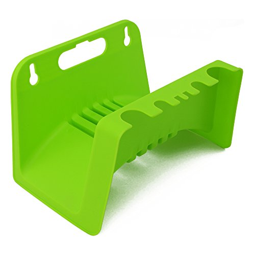 COM-FOUR ®–Supporto da parete per tubo, perfetto per la conservazione di luce del tubo