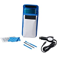 Universal 3DS/DS Accessory Starter Kit - Blue