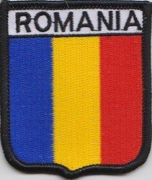 Rumänien Rumänische Flagge Patch Aufnäher Abzeichen