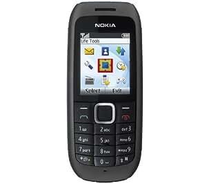 Nokia 1616 Téléphone portable GSM Noir