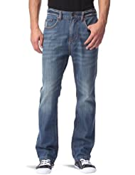 Globe Herren Jeans Coverdale , dirty woodstock
