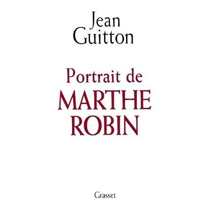 Portrait de Marthe Robin (essai français)