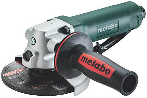 Metabo DW 125 - Mini amoladora neumatica 125 mm