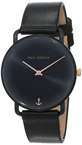 Paul Hewitt Damen-Armbanduhr PH-M-B-BS-32S, Schwarz