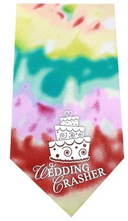 Mirage Pet Products 512-31TD Hochzeit bei Bildschirm Tie Dye Print Bandana