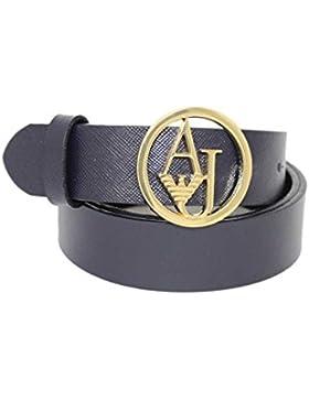 Armani Jeans Gürtel Damengürtel Belt Leder B5128