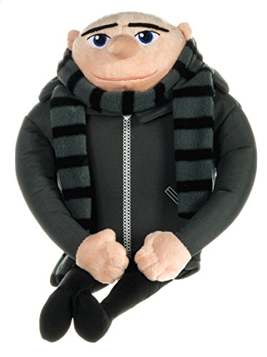 Gru Plush - Felonius Gru - Despicable Me 2 - 40cm 16""