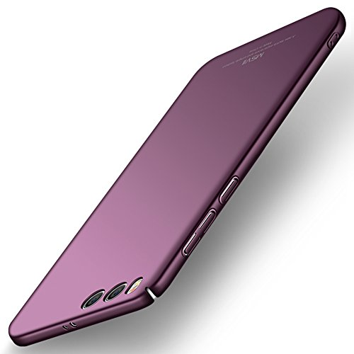 Coque Xiaomi Mi 6, MSVII® Très Mince Coque Etui Housse Case et Protecteur écran Pour Xiaomi Mi 6 - Bleu JY00296 Violet