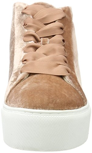 Kenneth Cole Janette, Sneaker a Collo Alto Donna Rosa (Blush)