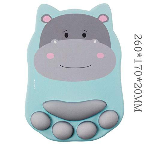 SGJIN Home Alfombrilla ratón Juegos 260 * 170 * 20