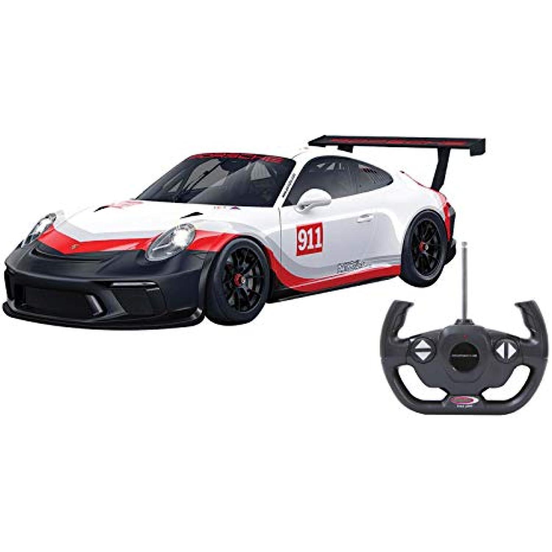 Meilleur Voiture Qualité Prix >> Jamara 405153 Porsche 405153 Porsche 405153 Porsche 911 Gt3 Cup 1 14