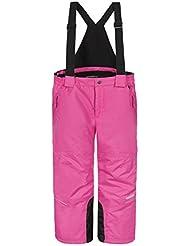 ICEPEAK Celia JR–Pantalones infantil, otoño/invierno, infantil, color rosa, tamaño 164