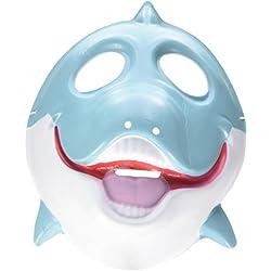 Wild Republic Grinimals, máscara careta de delfín para niños y adultos (14285)