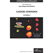 Cahiers Simondon, n° 6