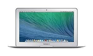 """Apple MacBook Air 11"""" Argent (2015) (Intel Core i5, 4 Go de RAM, SSD 128 Go, Intel HD Graphics 6000, OS X El Capitan)"""