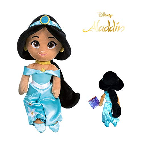 "Dsney Aladdin - Plush toy Jasmine 11'80 ""/ 30cm Super soft quality"