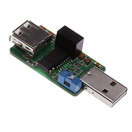 Cutogain USB Isolator USB zu USB ADUM4160 / ADuM3160 Tragbares Modul für USB2.0 - Proprietäre Modul
