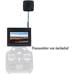 GoolRC 5.8G 8CH 4.3 FPV en Temps Réel Ecran de Transmission avec Caméra 2.0MP HD pour SYMA X5SC X5C-1 X5C X5 RC Quadcopter