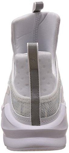 Puma Fierce Swan Wn's, Chaussures de Fitness Femme Blanc (Puma White-puma White 02)