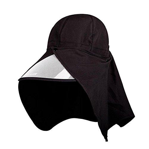 (YXINY Sonnenhüte Sonnenhut-Visier-UVschutz-justierbares Flexibles Stirnband-eine Größen-wanderndes Golf-Tennis-im Freienfischen Damen Accessoires Hüte & Mützen (Farbe : I))