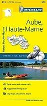 Aube/Haute-Marne (Michelin Local Maps)